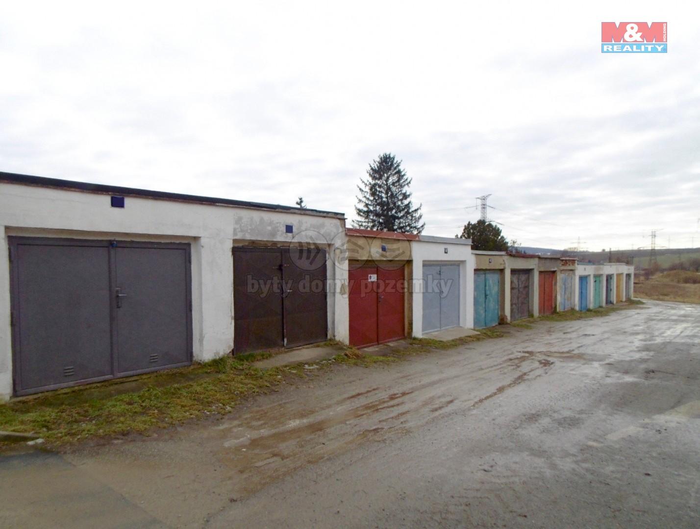 Prodej garáže, 19 m², Rosice, ul. Tetčická