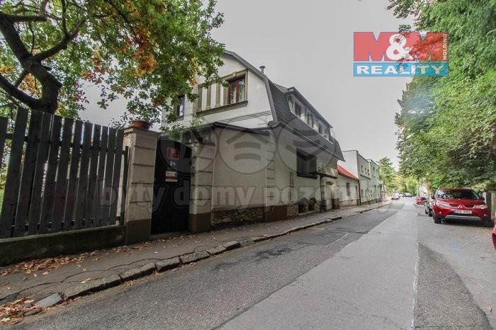 Pronájem bytu 1+kk, 31 m², Praha, ul. Pod novým lesem