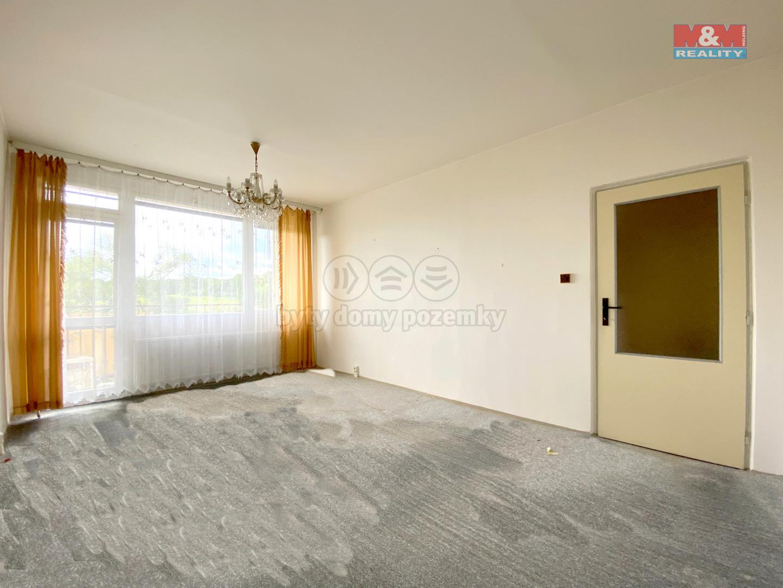 Prodej bytu 2+1, 63 m², Krupka, ul. Dolní