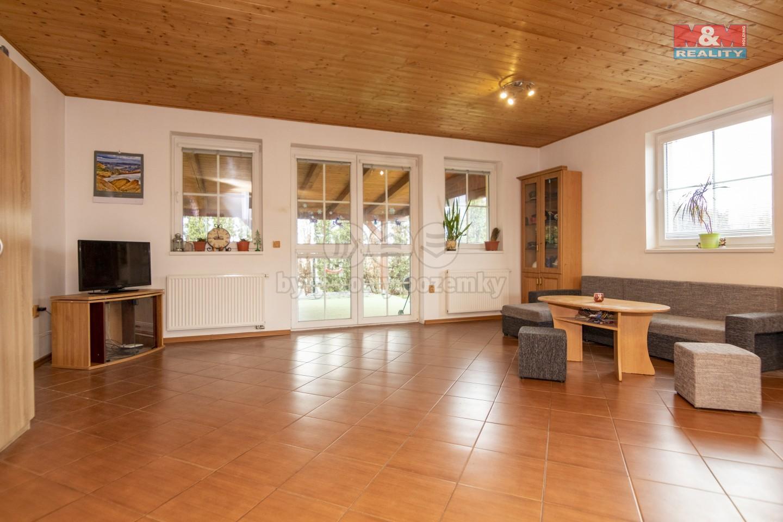 Prodej, rodinný dům, 2520 m², Hořín, ul. Jahodová