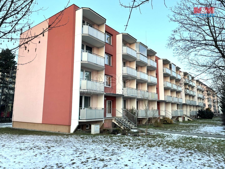Pronájem bytu 1+1, Prostějov, ul. Okružní