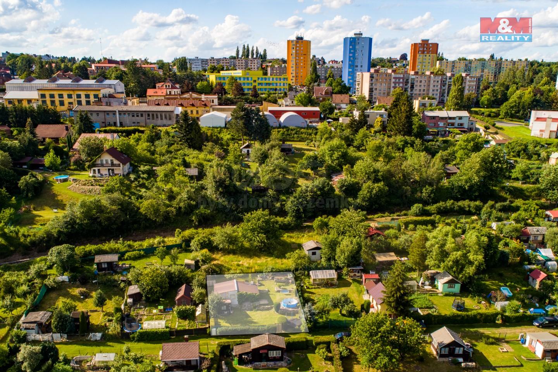 Prodej zahrady, 355 m², Tachov