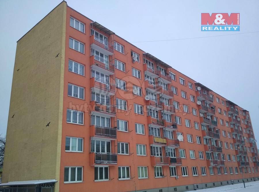 Prodej bytu 1+1, 36 m², Ostrava, ul. Výškovická