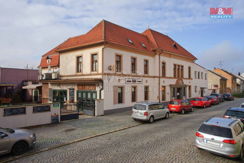 Prodej obchodního objektu v Kroměříži v ul. Na Sladovnách
