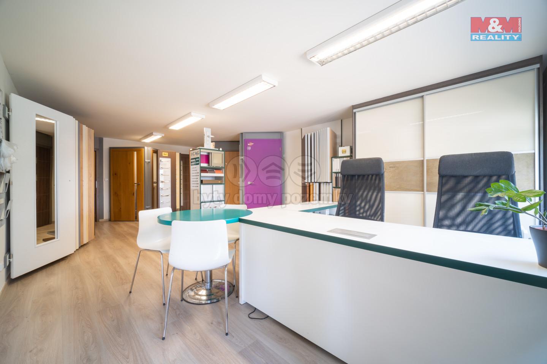 Prodej obchodu, 149 m², Horoměřice, ul. Na Pískách