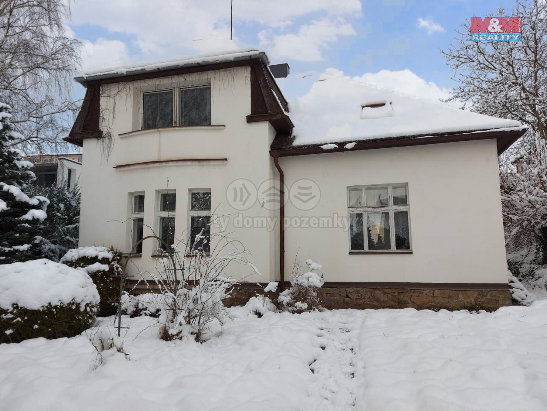 Prodej rodinného domu, 5+2, Havlíčkův Brod, ul. Žižkova