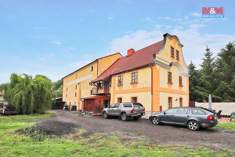 Prodej, rodinný dům, 160 m², Vrdy, ul. Nová