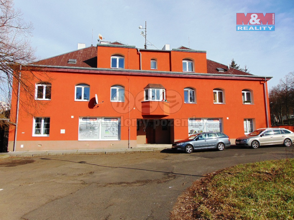 Pronájem bytu 2+kk, 58 m², Ústí nad Labem, ul. Jeseninova