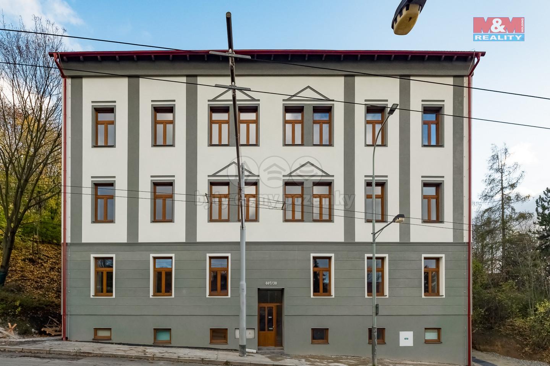 Prodej bytu 2+1, 62 m², Praha 8, ul. Prosecká
