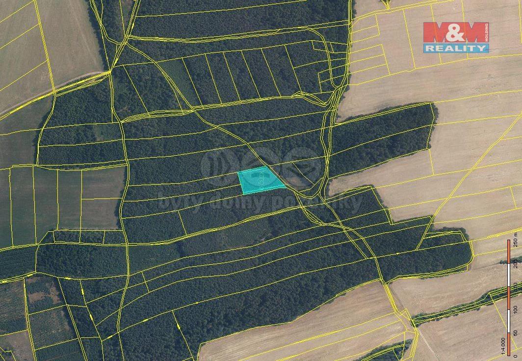 Prodej pozemku, 3937 m², Velké Opatovice
