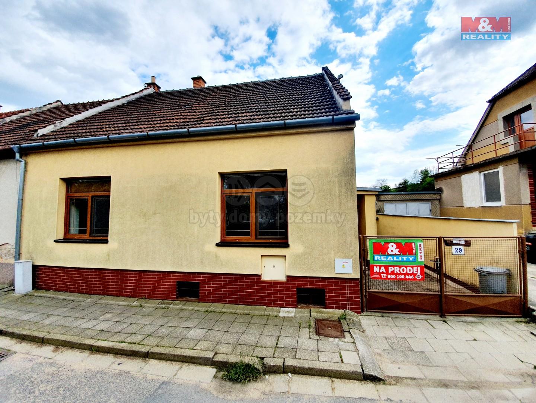 Prodej, rodinný dům, 602 m², Oslavany, ul. Starohorská