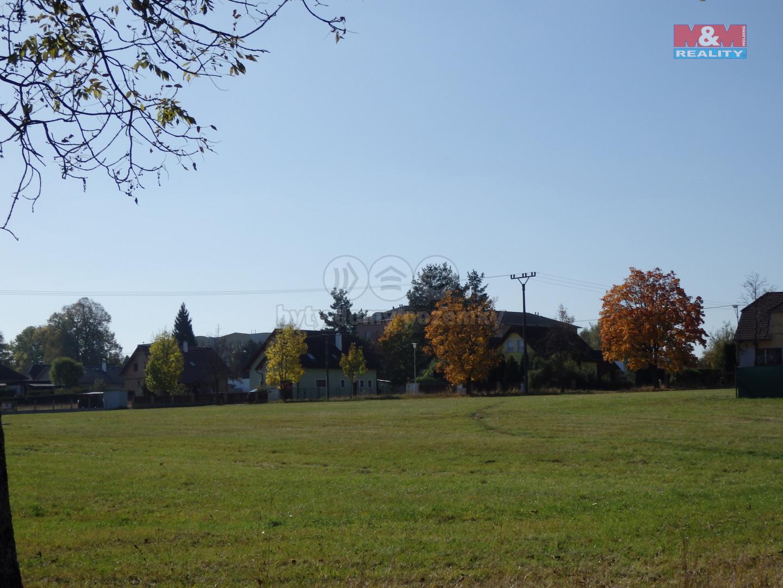 Prodej pozemku k bydlení, 845 m², Suchdol nad Lužnicí