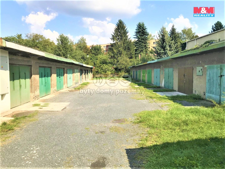 Prodej garáže, 27 m², Karviná, ul. Svatopluka Čecha