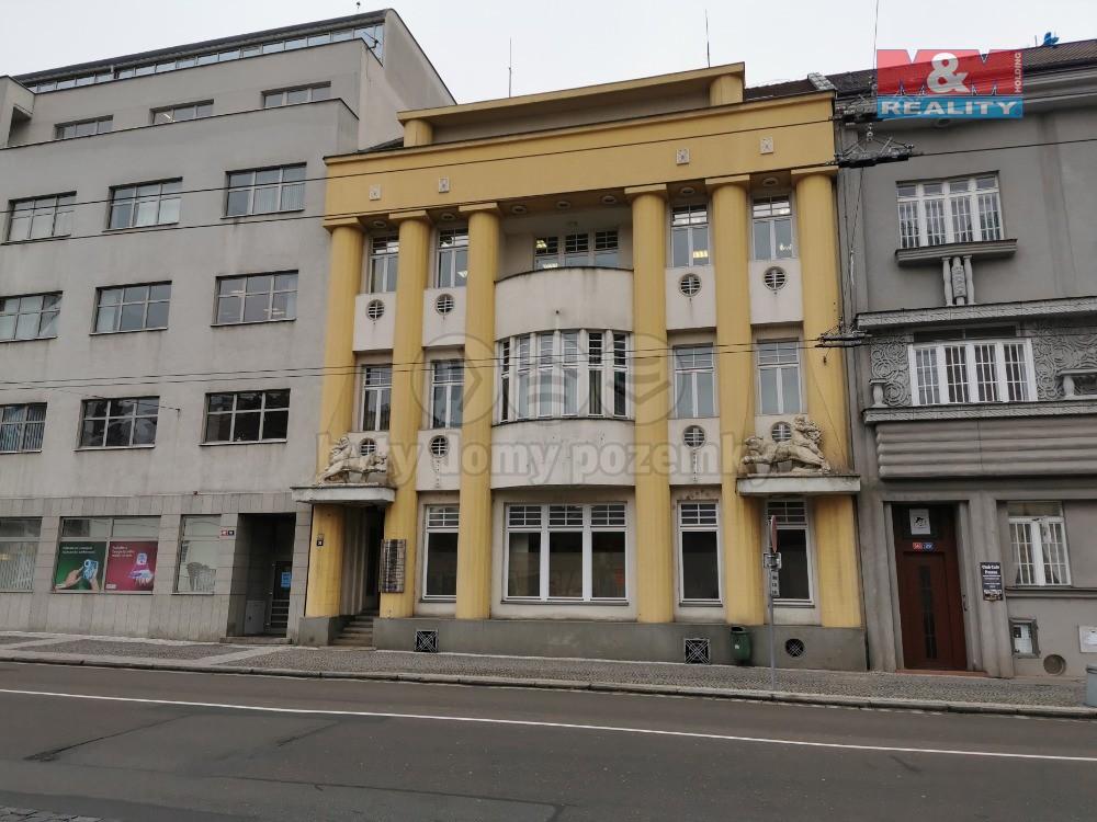Pronájem kancelářského prostoru, 92 m², Hradec Králové