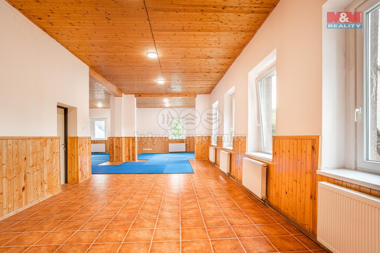 Prodej chatový tábor, kemp, Horní Vysoké, 13087 m², Levín