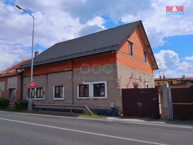 Prodej, nájemní dům, 470 m², Kladno, ul. Rakovnická