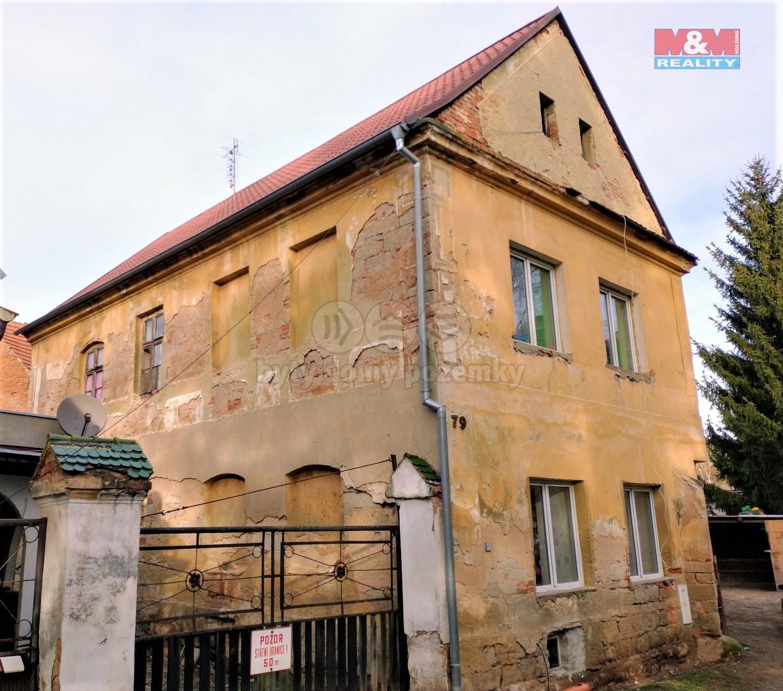Prodej rodinného domu, 104 m², Kryry, Běsno