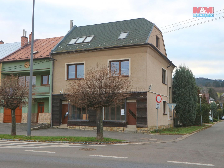 Pronájem obchod a služby, 68 m², Česká Třebová, ul. Ústecká