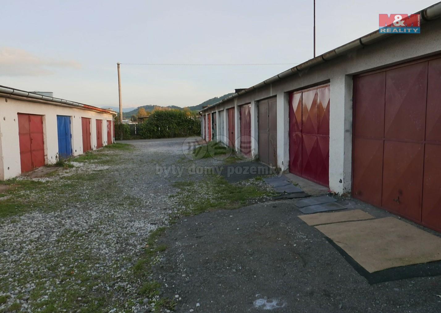 Pronájem garáže, 19 m², Kopřivnice