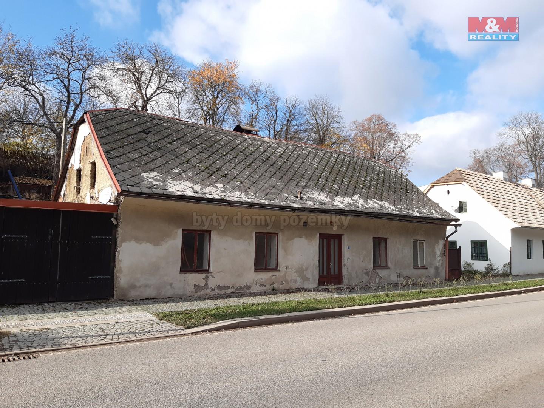 Prodej rodinného domu, 219 m², Chotěboř, ul. Riegrova