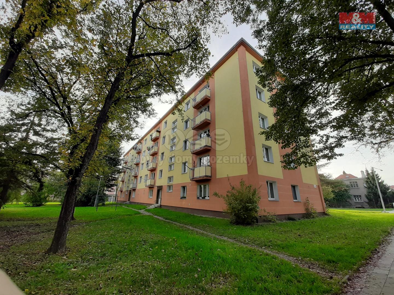 Prodej bytu 2+1, 52 m², Olomouc, ul. U kovárny