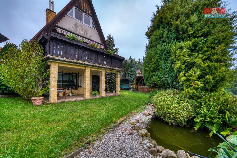 Prodej chaty, Hromnice, Planá u Nynic