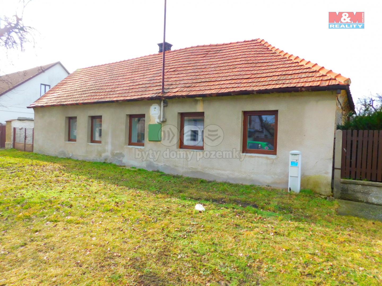 Prodej, rodinný dům 2+1, 475 m2, Křinec