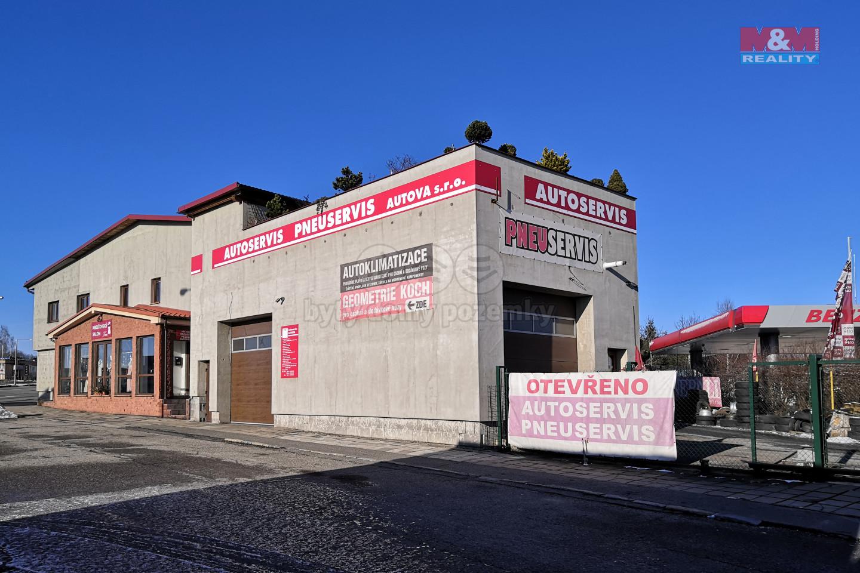 Prodej obchod a služby, Havlíčkův Brod, ul. Pražská