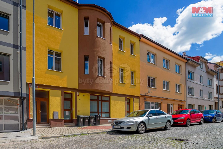 Pronájem, kancelářský prostor, 336 m², Plzeň, ul. Houškova