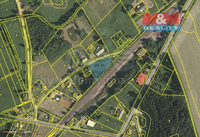 Prodej pozemku, 2201 m², Královec
