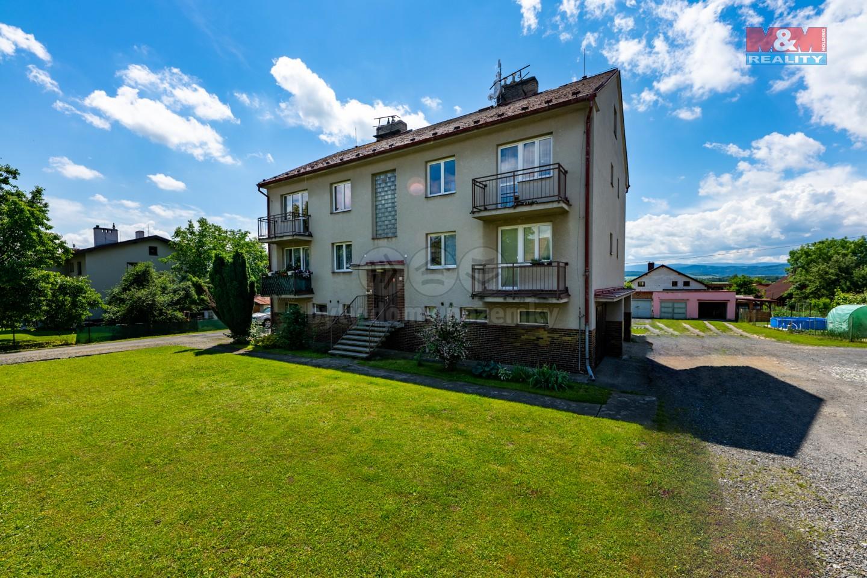 Prodej, nájemní dům, 1020 m², Bezděkov