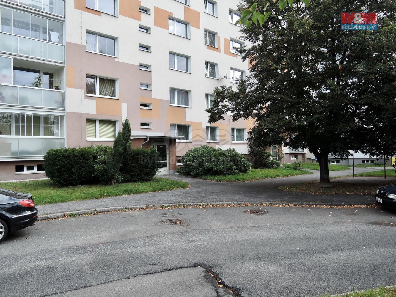 Pronájem bytu 2+1, 56 m², Jablonec nad Nisou, ul. Mšenská