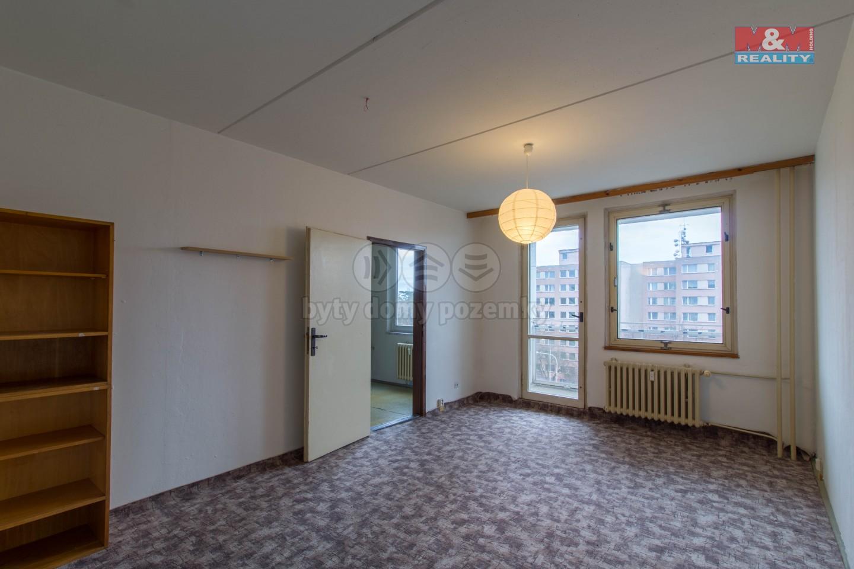 Pronájem bytu 1+1, 42 m2, Praha - Troja
