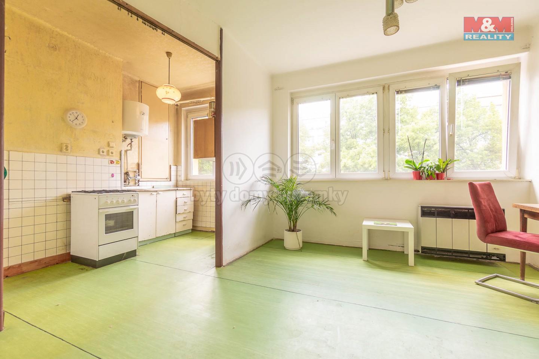 Prodej bytu 2+1, 45 m², Praha 4, ul. Humpolecká