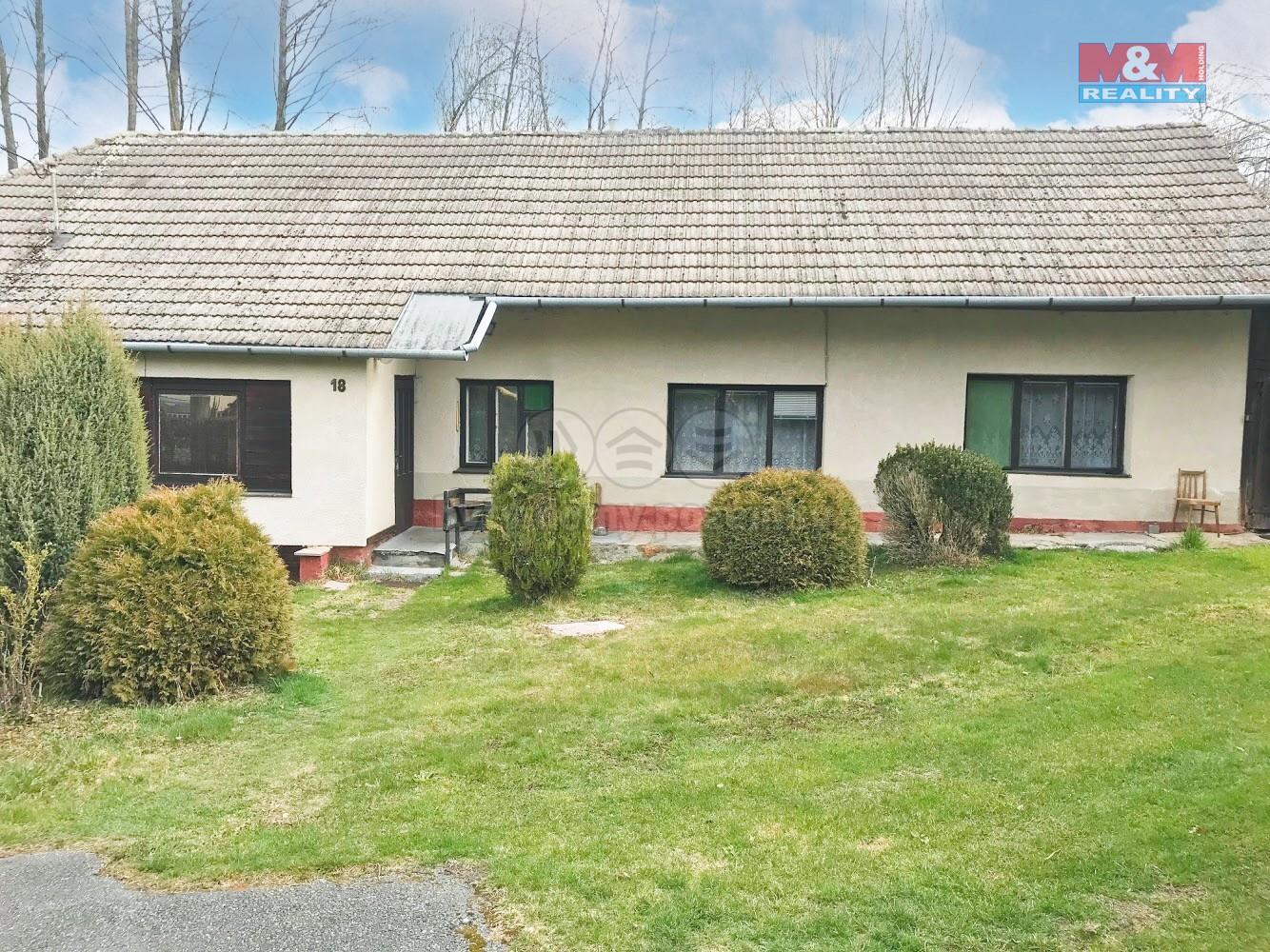 Prodej, rodinný dům, 120 m², Lhota