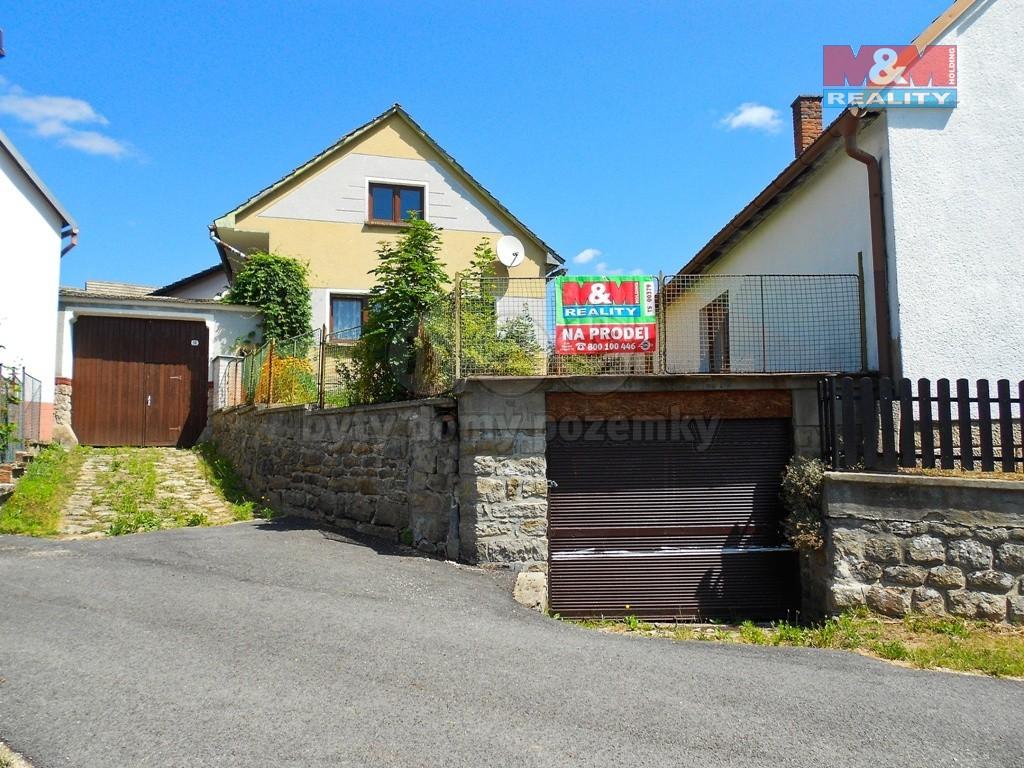 Prodej rodinného domu, 470 m², Zahrádky