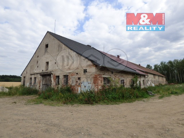 Prodej zemědělského objektu, 7149 m², Vlkaneč