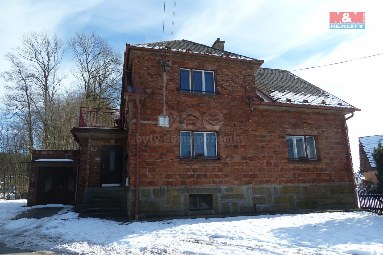 Prodej rodinného domu, 211 m², Dolní Dobrouč