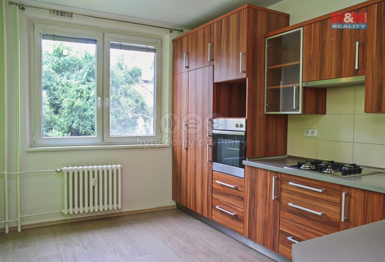 Pronájem, byt 3+1, 79 m², Opava, ul. Pekařská.