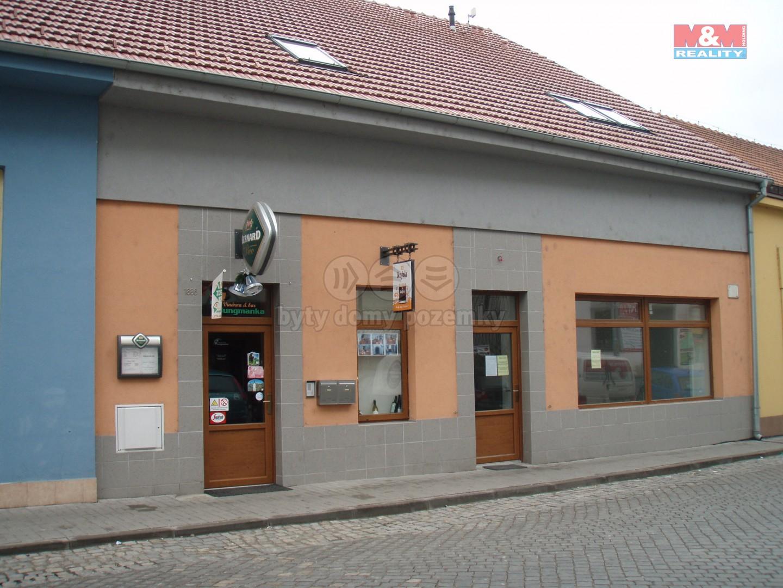 Pronájem obchod a služby, 100 m², Tišnov, ul. Jungmannova