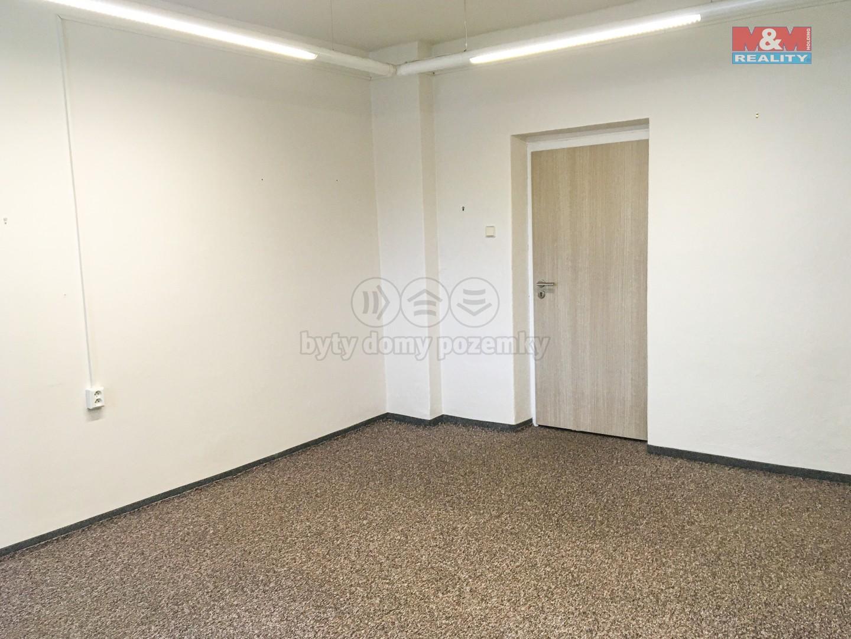 Pronájem kancelářského prostoru, Jihlava, ul. Dělnická