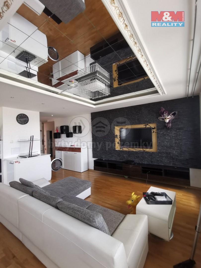 Pronájem bytu 4+kk, 91 m², Praha, ul. Kukelská