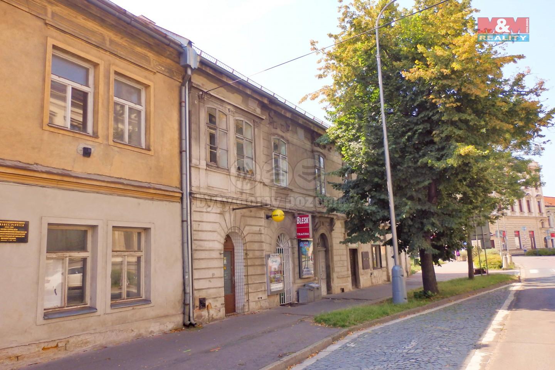 Pronájem komerčního prostoru, Chrudim, ul. Poděbradova