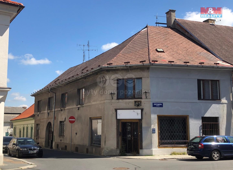 Pronájem, obchodní objekt, 86 m², Rokycany, ul. Gottliebova