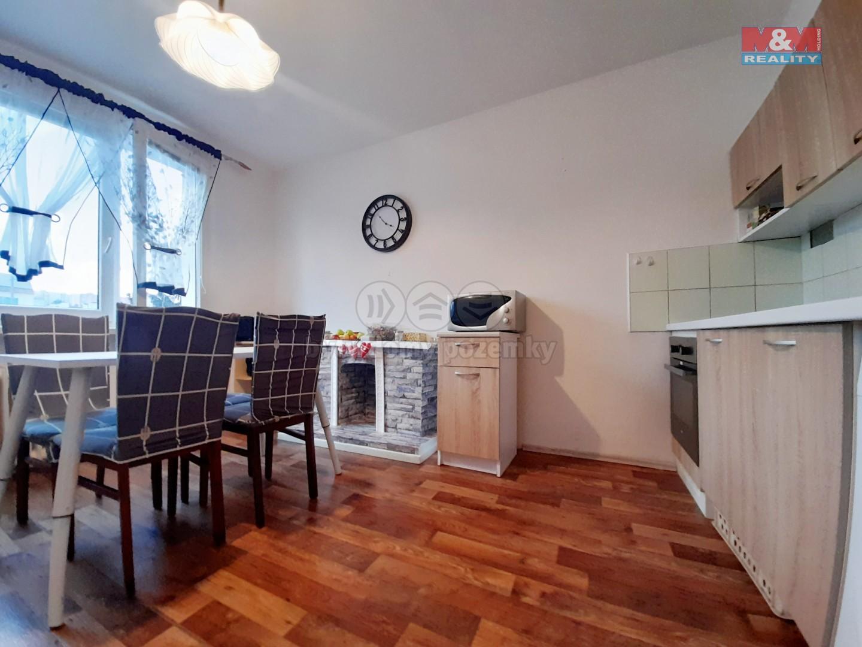 Prodej bytu 1+1, 36 m², DV, Chomutov, ul. Písečná