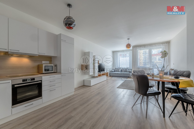 Prodej bytu 1+kk, 51 m2, Praha 9 - Letňany