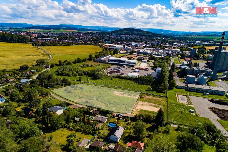 Prodej provozní plochy, 5653 m², Klatovy