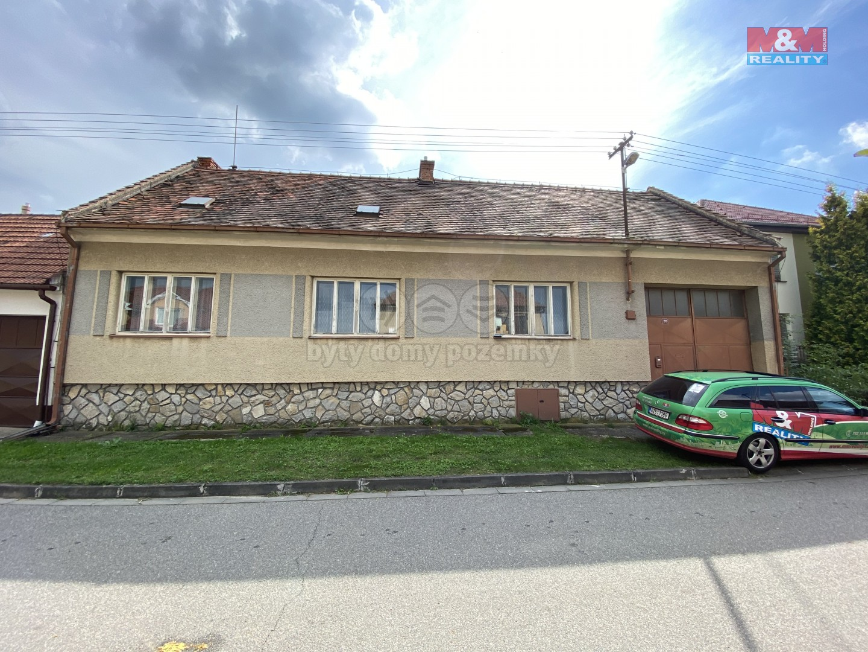Prodej rodinného domu, 1647 m², Vracov, ul. Stará