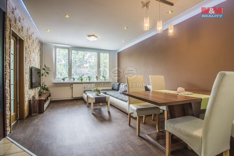Pronájem bytu 4+kk, 70 m², Jesenice, ul. V Lázních