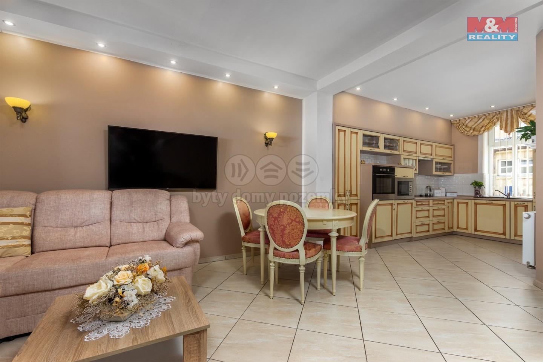 Pronájem bytu 3+kk, 153 m², Chrast, ul. Tyršova